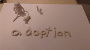 adoption en pâte