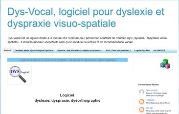 Dys logiciel image